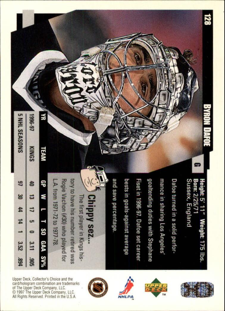1997-98-Collector-039-s-Choice-Hockey-1-250-Your-Choice-GOTBASEBALLCARDS thumbnail 233