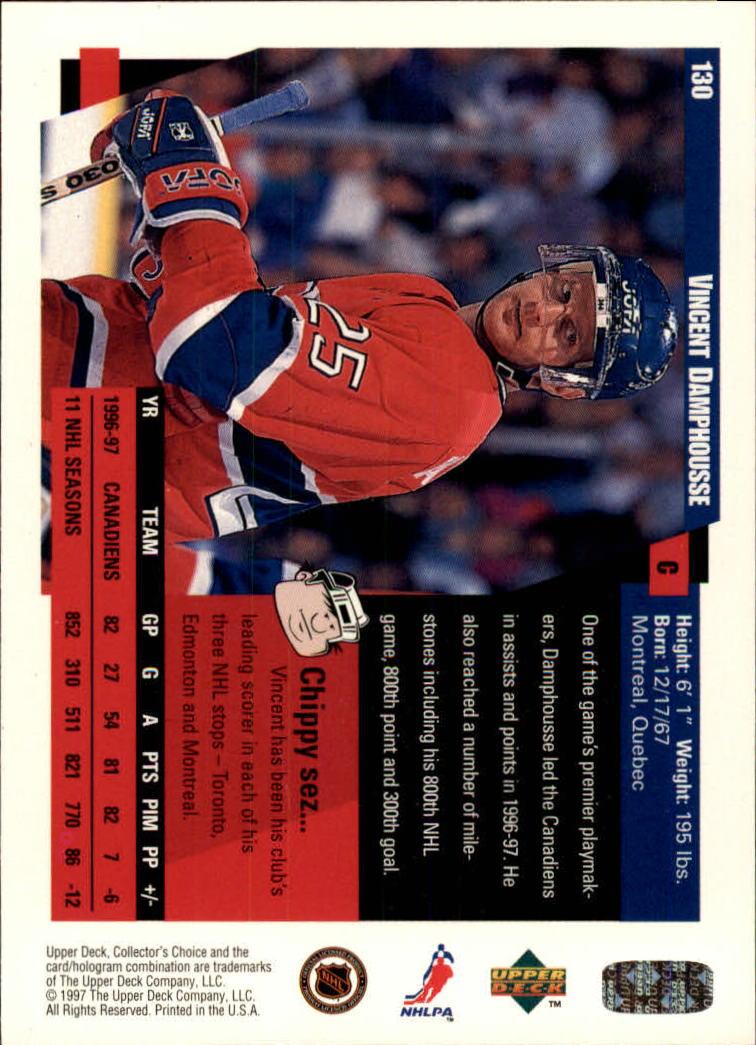 1997-98-Collector-039-s-Choice-Hockey-1-250-Your-Choice-GOTBASEBALLCARDS thumbnail 237