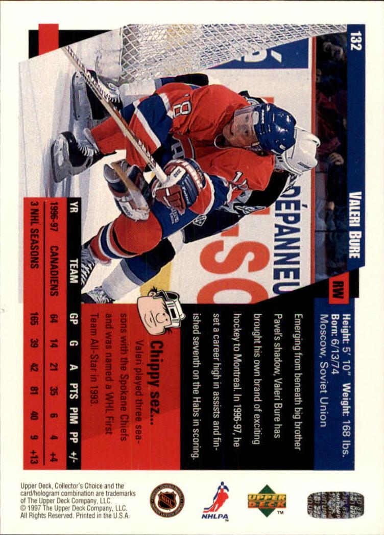 1997-98-Collector-039-s-Choice-Hockey-1-250-Your-Choice-GOTBASEBALLCARDS thumbnail 241