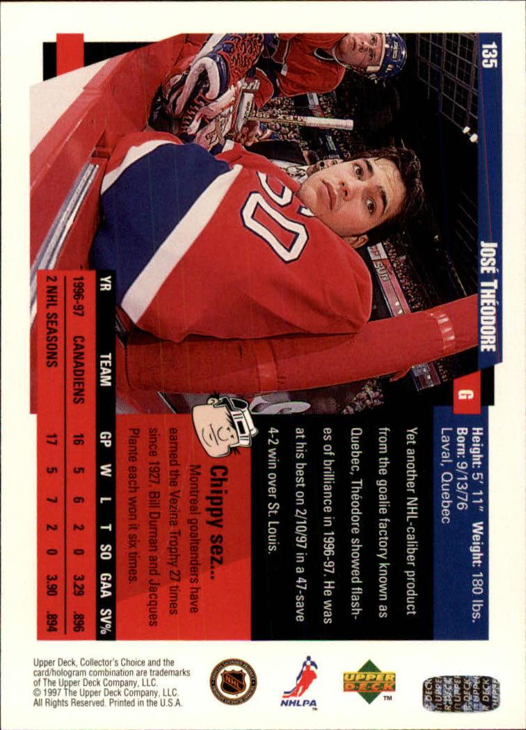 1997-98-Collector-039-s-Choice-Hockey-1-250-Your-Choice-GOTBASEBALLCARDS thumbnail 245