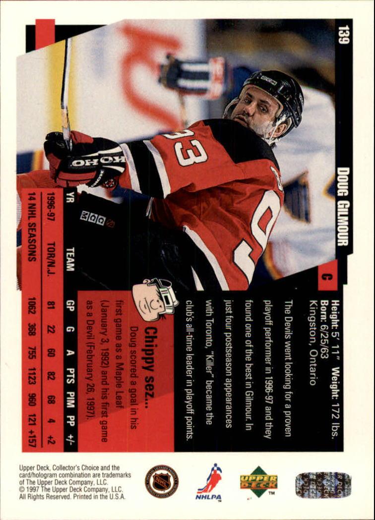 1997-98-Collector-039-s-Choice-Hockey-1-250-Your-Choice-GOTBASEBALLCARDS thumbnail 253