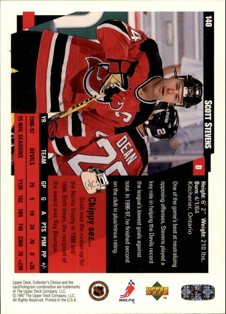 1997-98-Collector-039-s-Choice-Hockey-1-250-Your-Choice-GOTBASEBALLCARDS thumbnail 255
