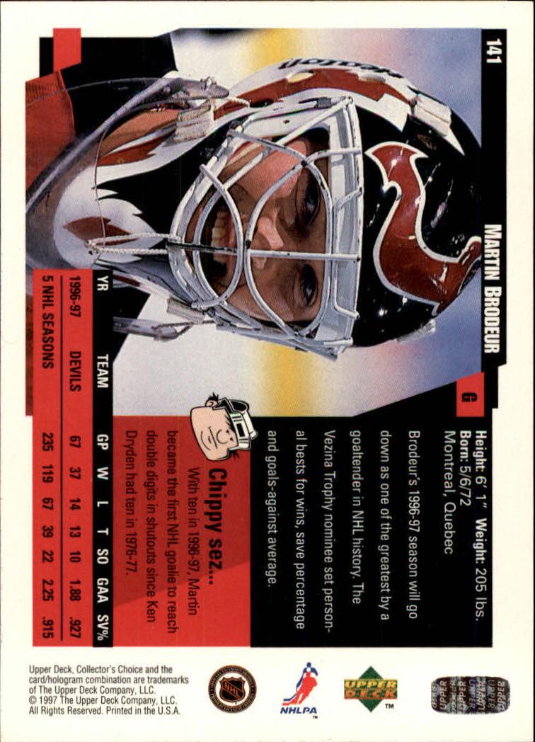 1997-98-Collector-039-s-Choice-Hockey-1-250-Your-Choice-GOTBASEBALLCARDS thumbnail 257