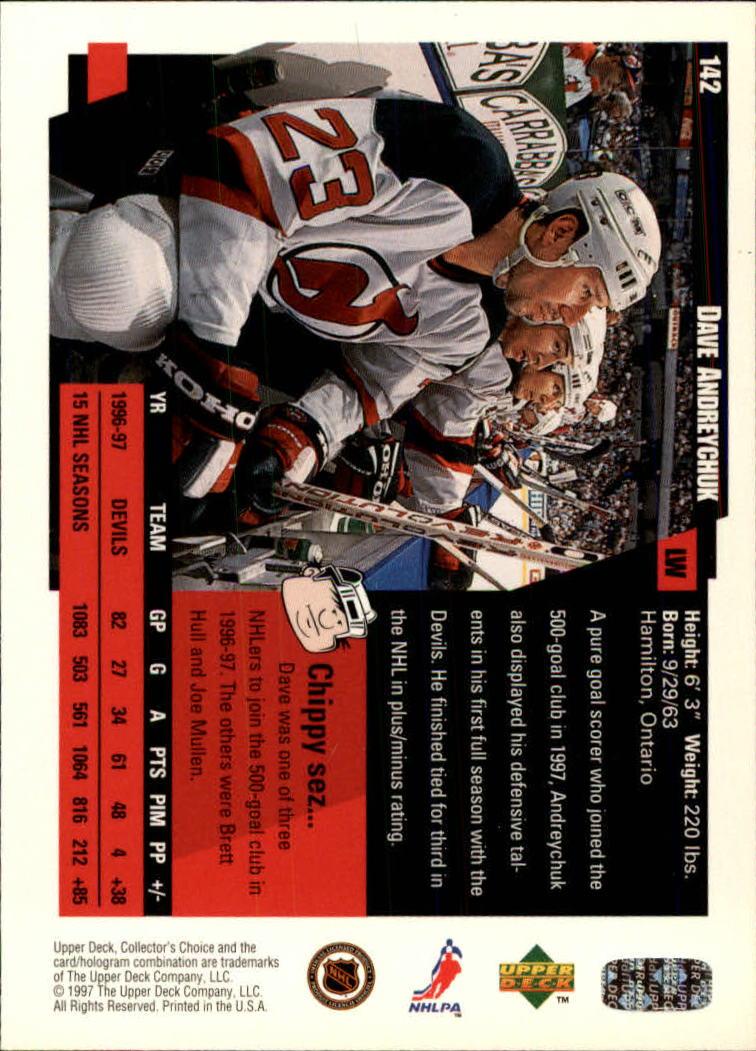 1997-98-Collector-039-s-Choice-Hockey-1-250-Your-Choice-GOTBASEBALLCARDS thumbnail 259