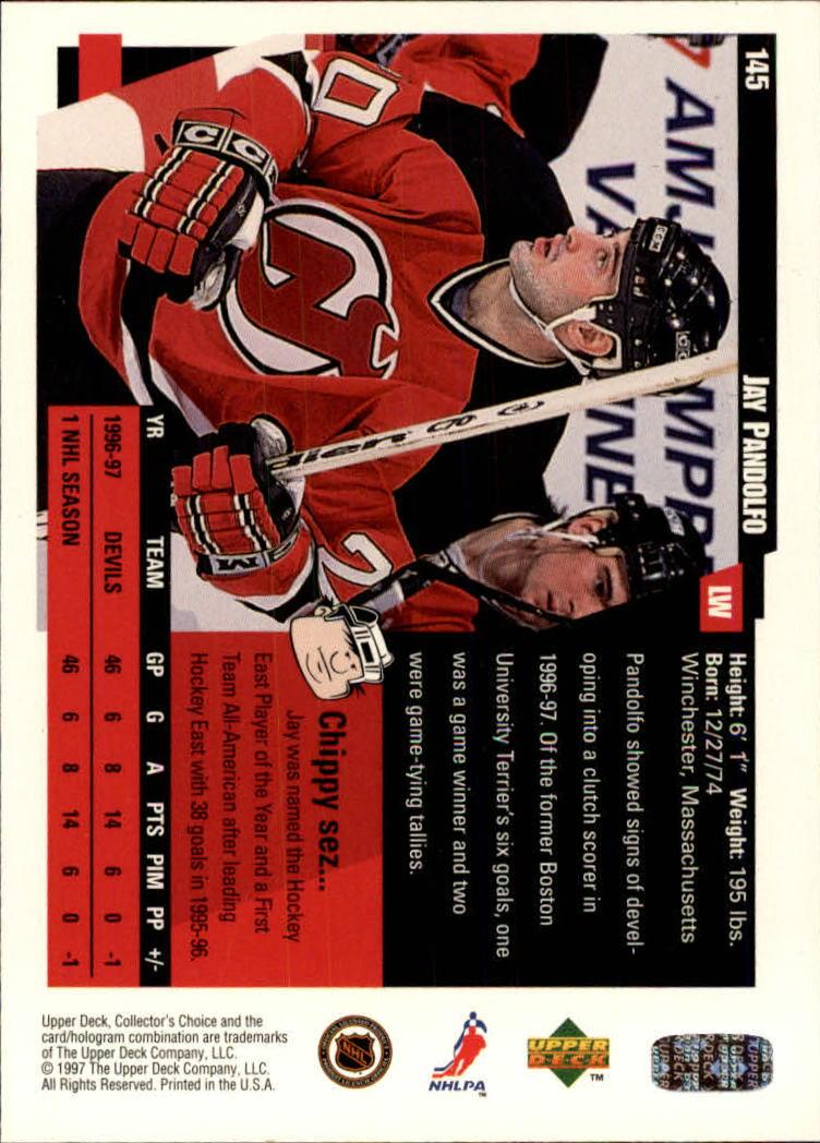 1997-98-Collector-039-s-Choice-Hockey-1-250-Your-Choice-GOTBASEBALLCARDS thumbnail 263