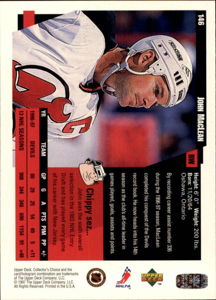 1997-98-Collector-039-s-Choice-Hockey-1-250-Your-Choice-GOTBASEBALLCARDS thumbnail 265