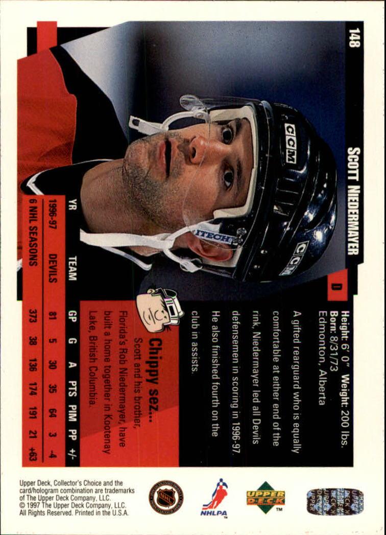 1997-98-Collector-039-s-Choice-Hockey-1-250-Your-Choice-GOTBASEBALLCARDS thumbnail 269