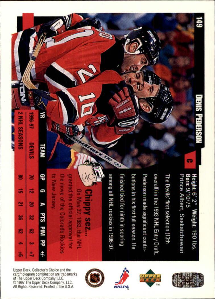 1997-98-Collector-039-s-Choice-Hockey-1-250-Your-Choice-GOTBASEBALLCARDS thumbnail 271