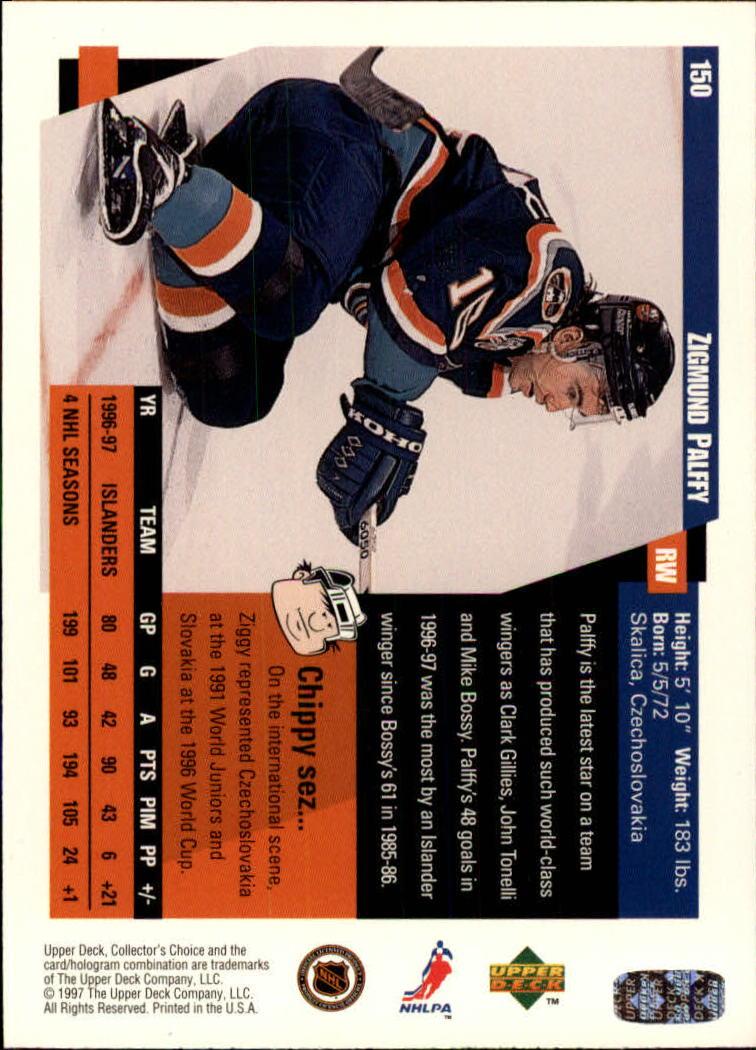 1997-98-Collector-039-s-Choice-Hockey-1-250-Your-Choice-GOTBASEBALLCARDS thumbnail 273