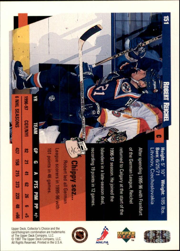 1997-98-Collector-039-s-Choice-Hockey-1-250-Your-Choice-GOTBASEBALLCARDS thumbnail 275
