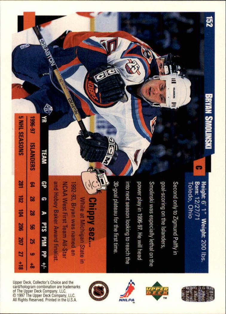 1997-98-Collector-039-s-Choice-Hockey-1-250-Your-Choice-GOTBASEBALLCARDS thumbnail 277