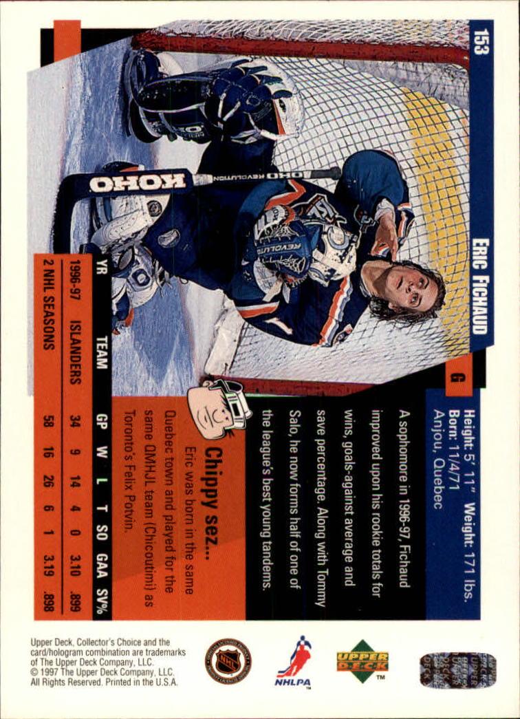 1997-98-Collector-039-s-Choice-Hockey-1-250-Your-Choice-GOTBASEBALLCARDS thumbnail 279