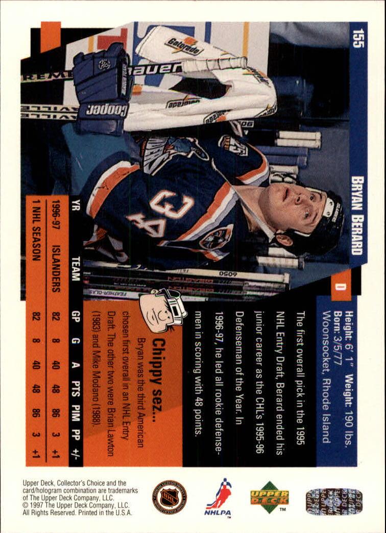 1997-98-Collector-039-s-Choice-Hockey-1-250-Your-Choice-GOTBASEBALLCARDS thumbnail 283
