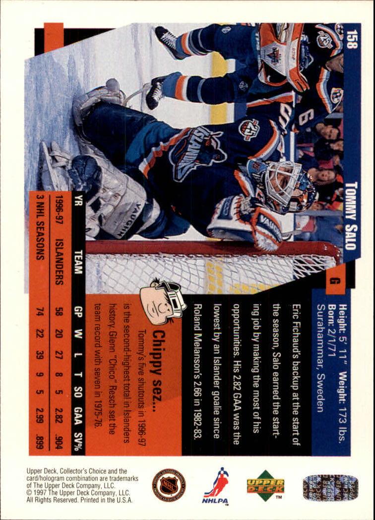 1997-98-Collector-039-s-Choice-Hockey-1-250-Your-Choice-GOTBASEBALLCARDS thumbnail 289