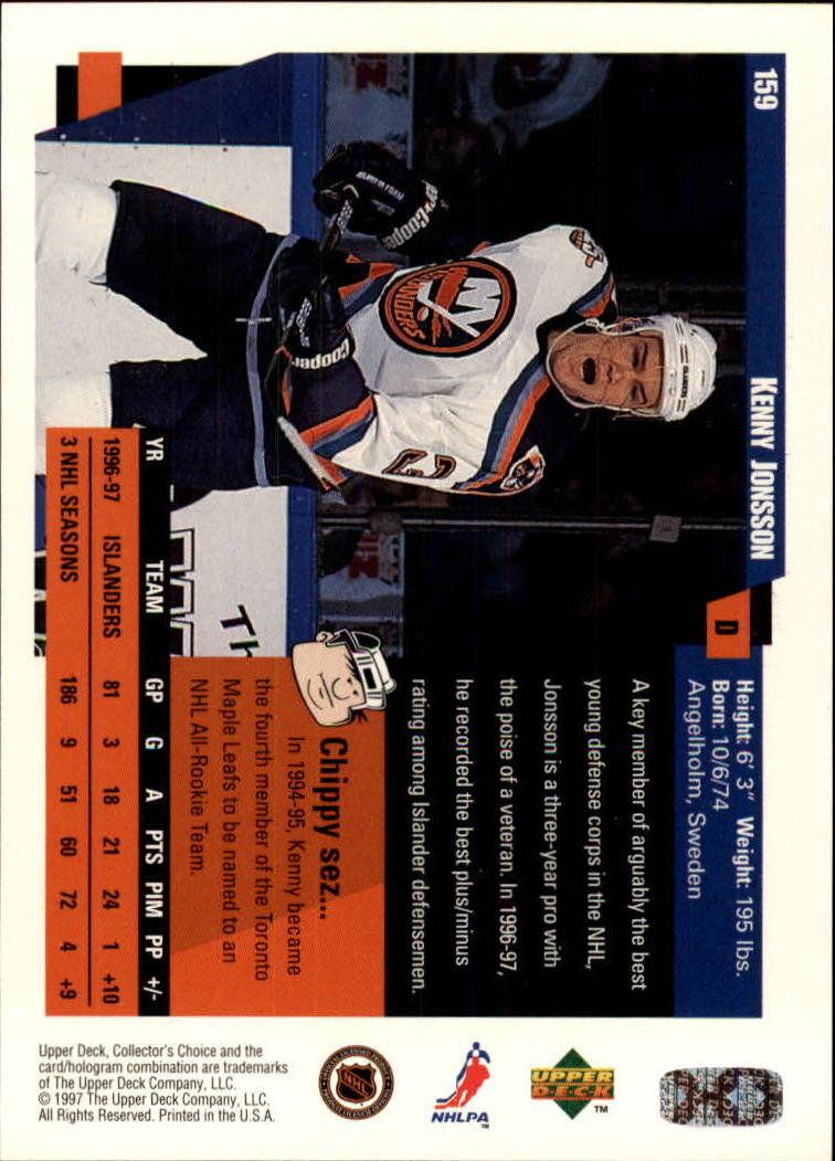 1997-98-Collector-039-s-Choice-Hockey-1-250-Your-Choice-GOTBASEBALLCARDS thumbnail 291