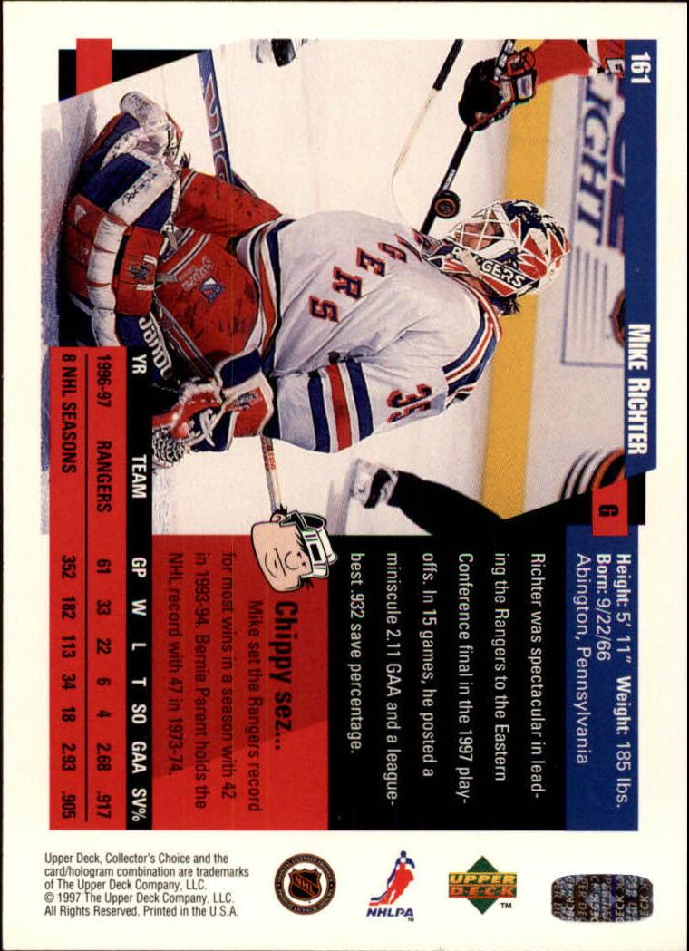 1997-98-Collector-039-s-Choice-Hockey-1-250-Your-Choice-GOTBASEBALLCARDS thumbnail 295