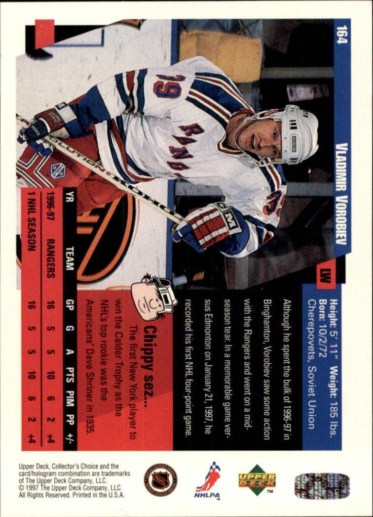 1997-98-Collector-039-s-Choice-Hockey-1-250-Your-Choice-GOTBASEBALLCARDS thumbnail 301