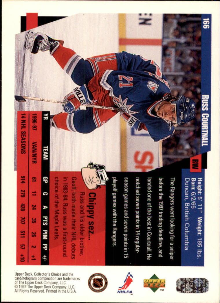 1997-98-Collector-039-s-Choice-Hockey-1-250-Your-Choice-GOTBASEBALLCARDS thumbnail 305