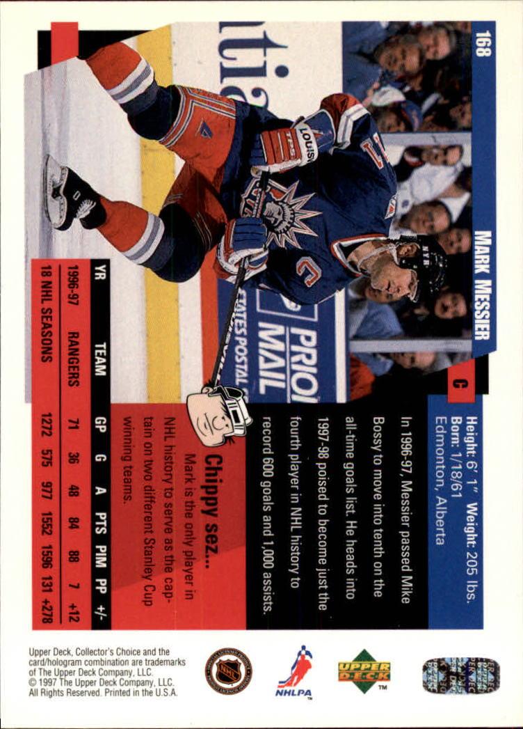 1997-98-Collector-039-s-Choice-Hockey-1-250-Your-Choice-GOTBASEBALLCARDS thumbnail 307