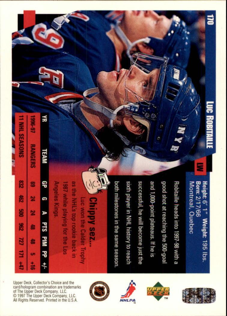 1997-98-Collector-039-s-Choice-Hockey-1-250-Your-Choice-GOTBASEBALLCARDS thumbnail 311