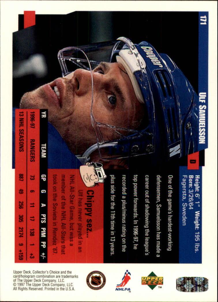 1997-98-Collector-039-s-Choice-Hockey-1-250-Your-Choice-GOTBASEBALLCARDS thumbnail 313