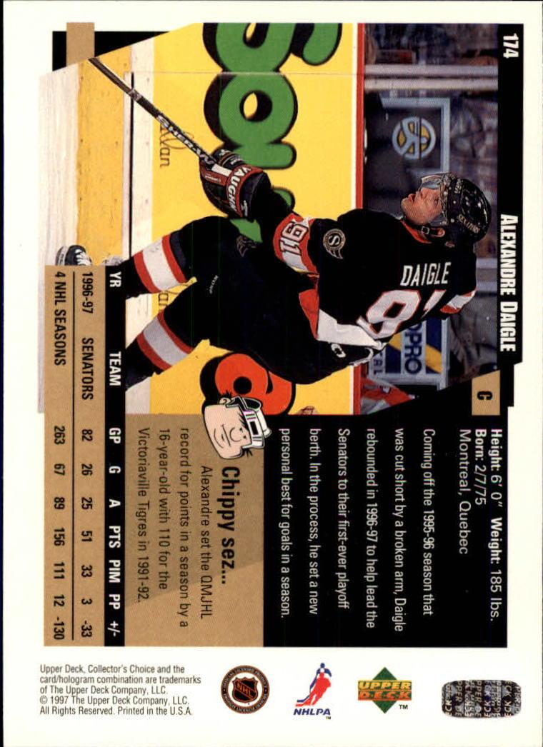 1997-98-Collector-039-s-Choice-Hockey-1-250-Your-Choice-GOTBASEBALLCARDS thumbnail 319