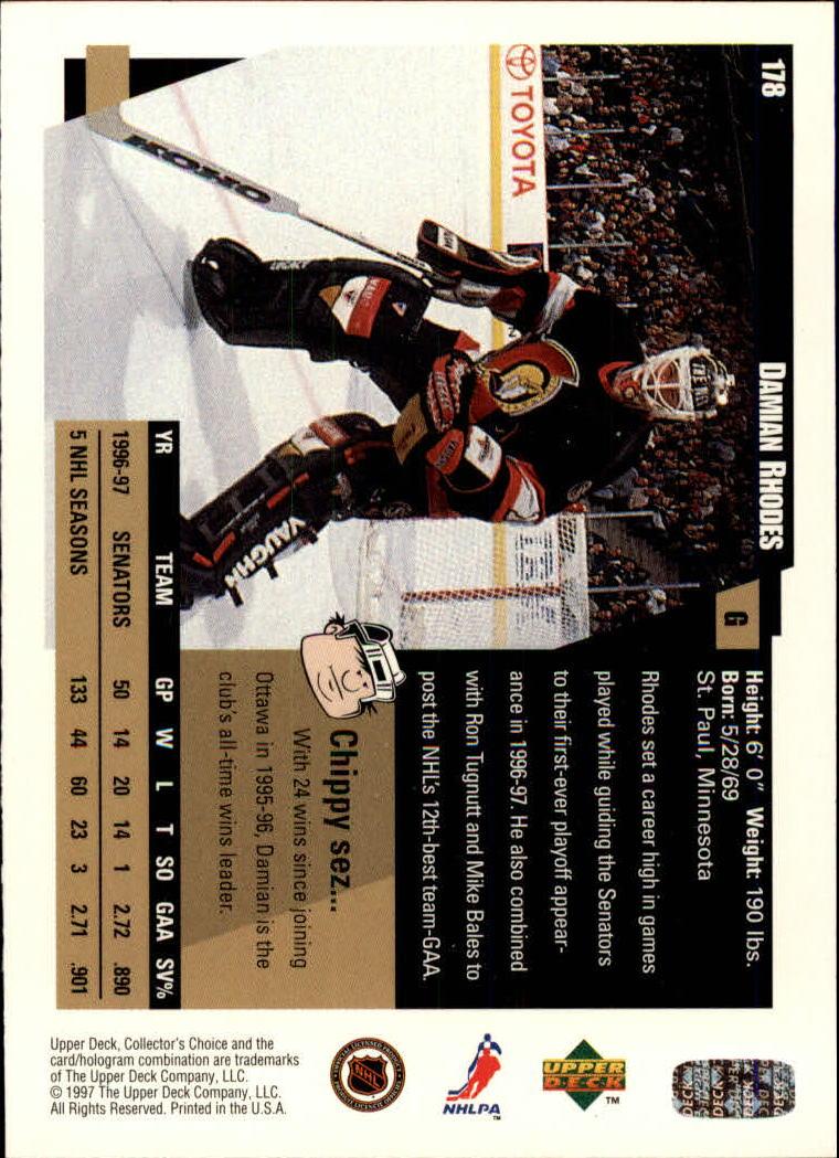 1997-98-Collector-039-s-Choice-Hockey-1-250-Your-Choice-GOTBASEBALLCARDS thumbnail 327