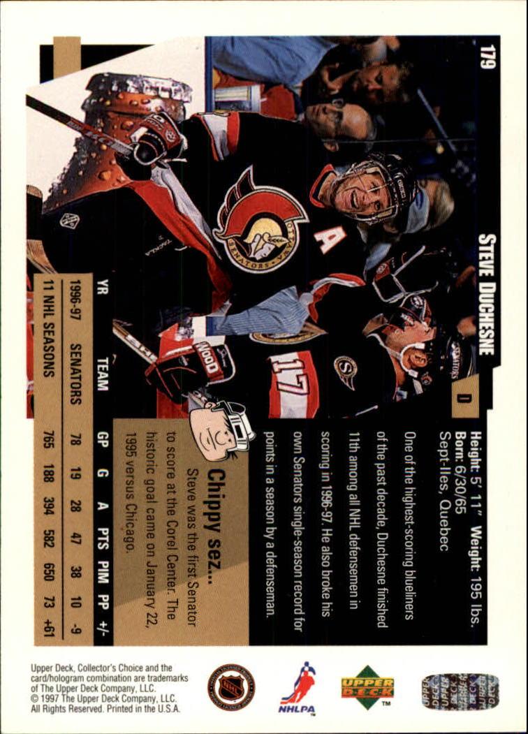 1997-98-Collector-039-s-Choice-Hockey-1-250-Your-Choice-GOTBASEBALLCARDS thumbnail 329