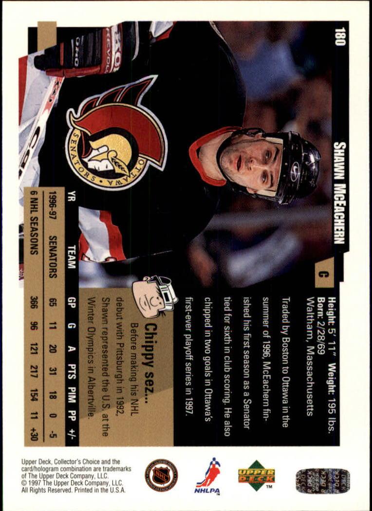 1997-98-Collector-039-s-Choice-Hockey-1-250-Your-Choice-GOTBASEBALLCARDS thumbnail 331