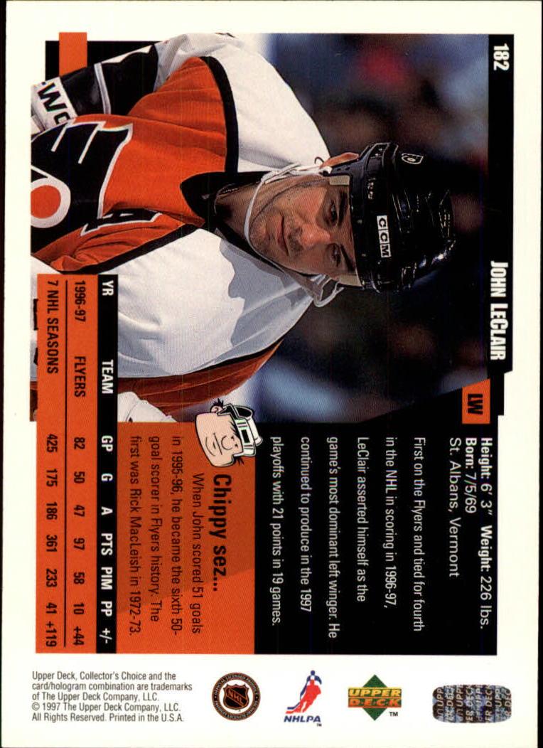 1997-98-Collector-039-s-Choice-Hockey-1-250-Your-Choice-GOTBASEBALLCARDS thumbnail 335