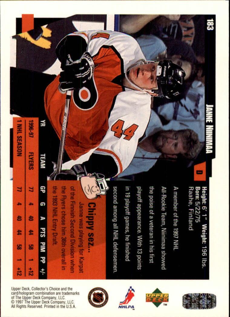 1997-98-Collector-039-s-Choice-Hockey-1-250-Your-Choice-GOTBASEBALLCARDS thumbnail 337