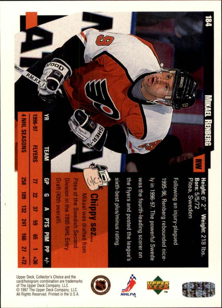 1997-98-Collector-039-s-Choice-Hockey-1-250-Your-Choice-GOTBASEBALLCARDS thumbnail 339