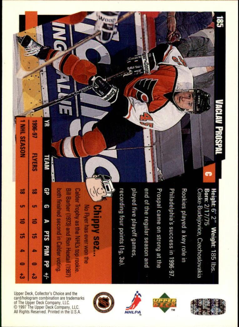 1997-98-Collector-039-s-Choice-Hockey-1-250-Your-Choice-GOTBASEBALLCARDS thumbnail 341