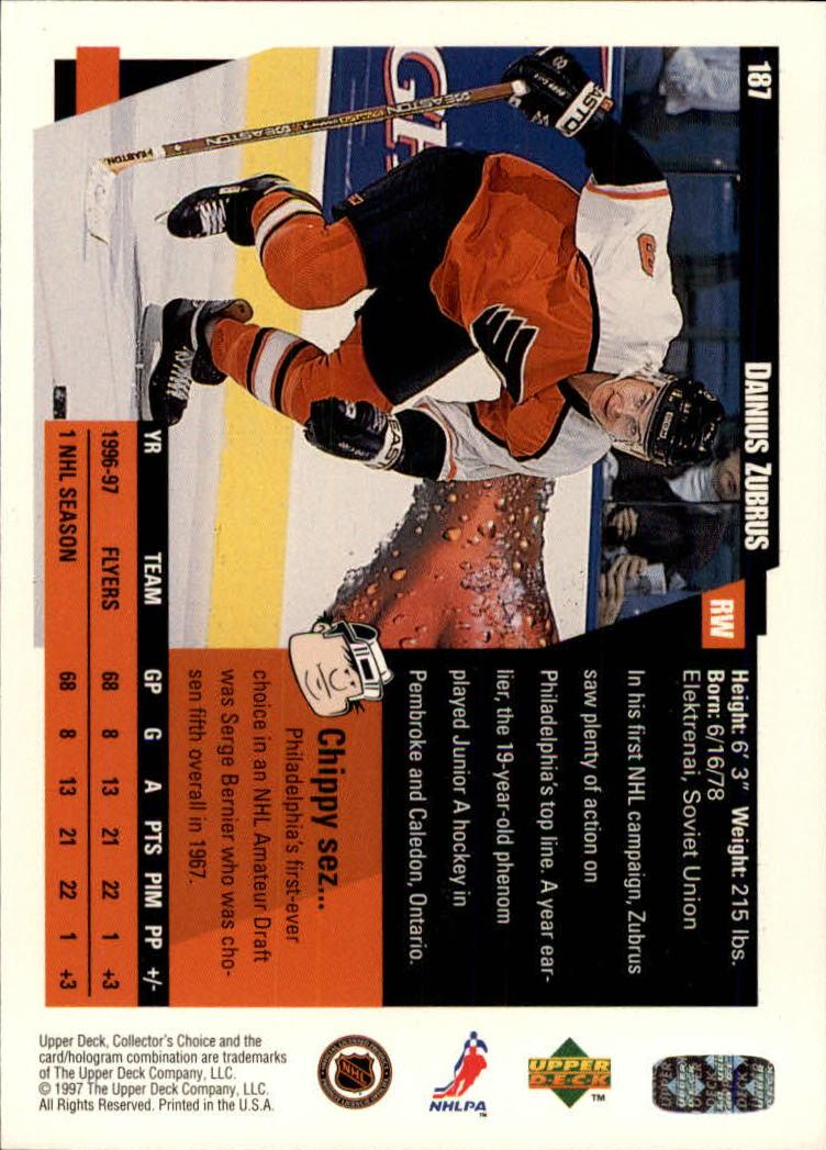 1997-98-Collector-039-s-Choice-Hockey-1-250-Your-Choice-GOTBASEBALLCARDS thumbnail 345