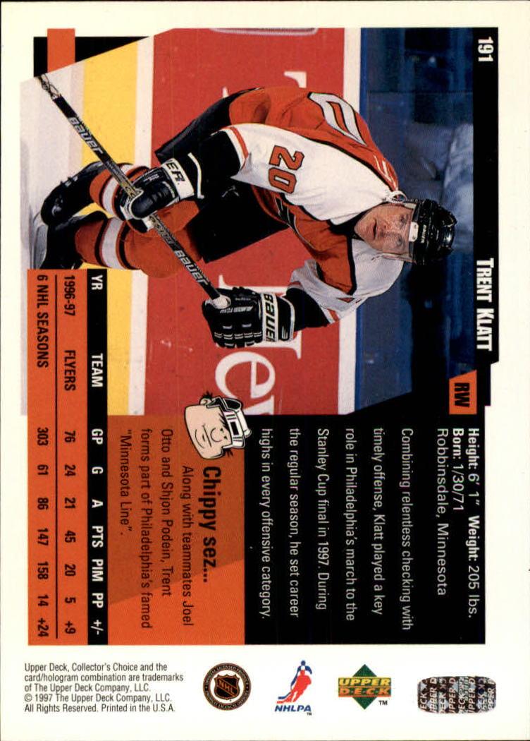 1997-98-Collector-039-s-Choice-Hockey-1-250-Your-Choice-GOTBASEBALLCARDS thumbnail 353