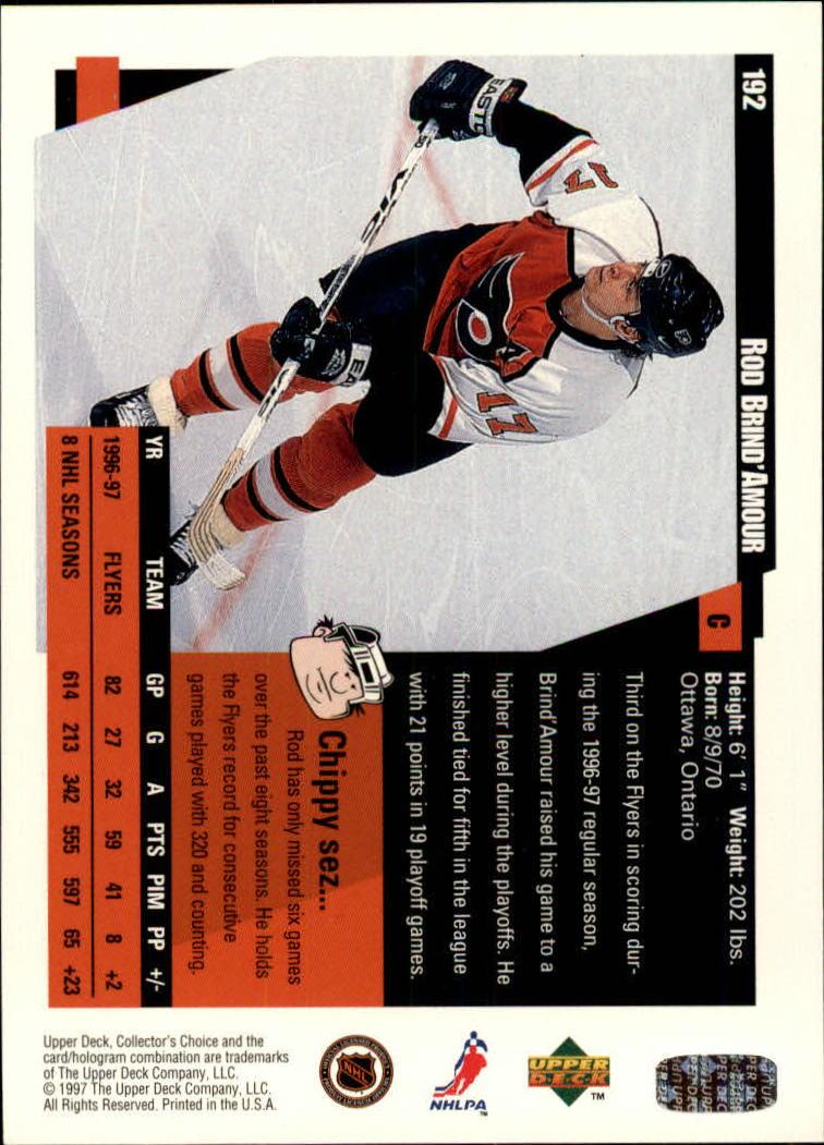 1997-98-Collector-039-s-Choice-Hockey-1-250-Your-Choice-GOTBASEBALLCARDS thumbnail 355