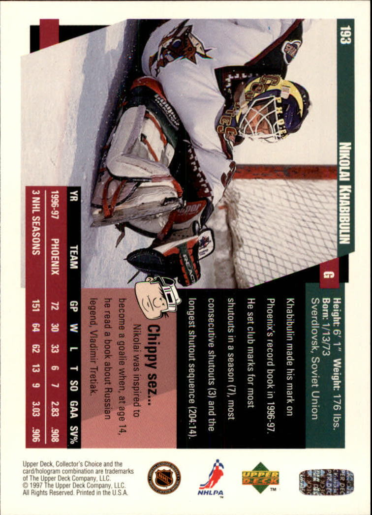 1997-98-Collector-039-s-Choice-Hockey-1-250-Your-Choice-GOTBASEBALLCARDS thumbnail 357