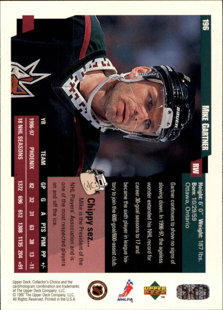 1997-98-Collector-039-s-Choice-Hockey-1-250-Your-Choice-GOTBASEBALLCARDS thumbnail 361