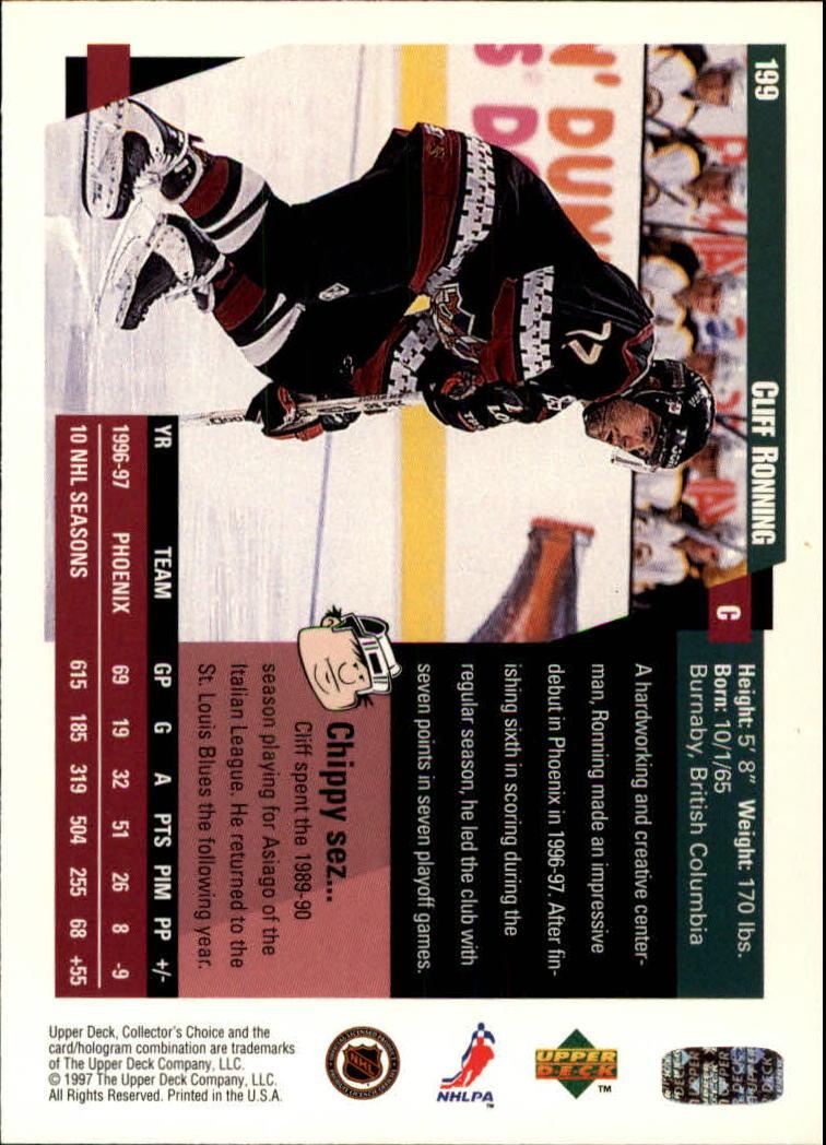 1997-98-Collector-039-s-Choice-Hockey-1-250-Your-Choice-GOTBASEBALLCARDS thumbnail 367