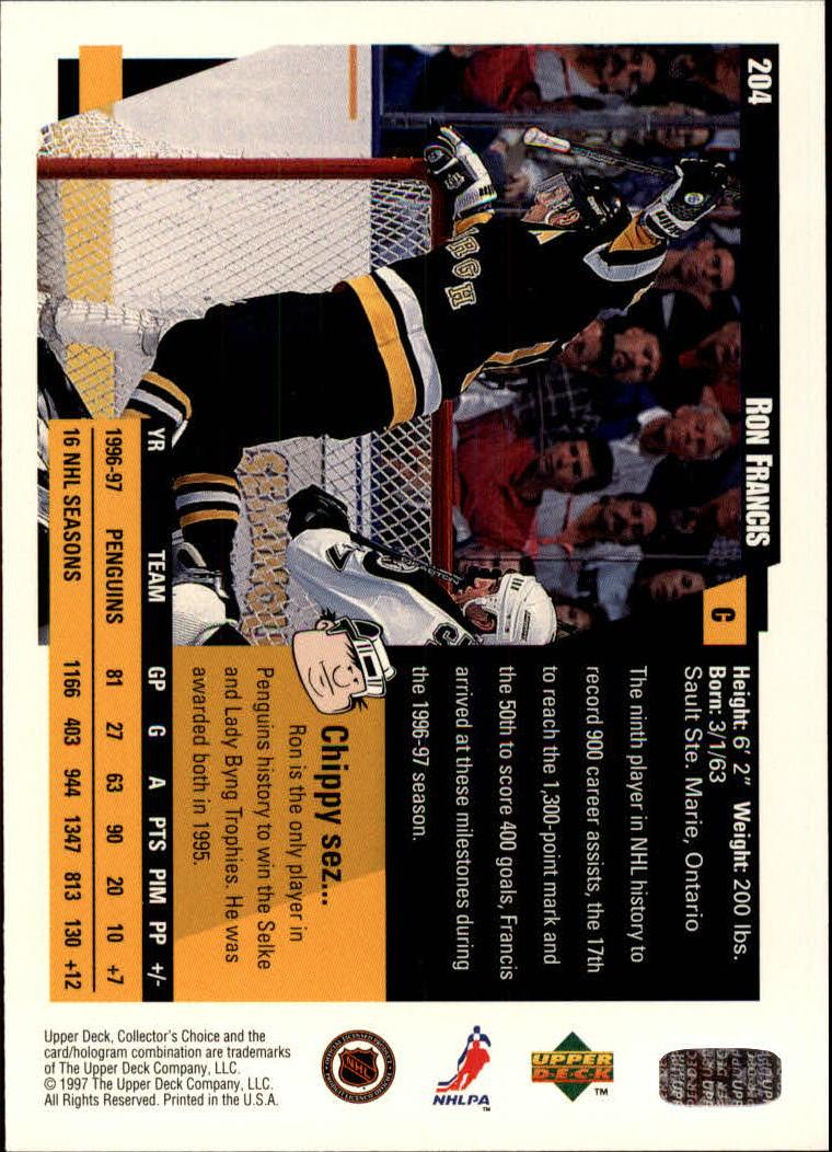 1997-98-Collector-039-s-Choice-Hockey-1-250-Your-Choice-GOTBASEBALLCARDS thumbnail 377