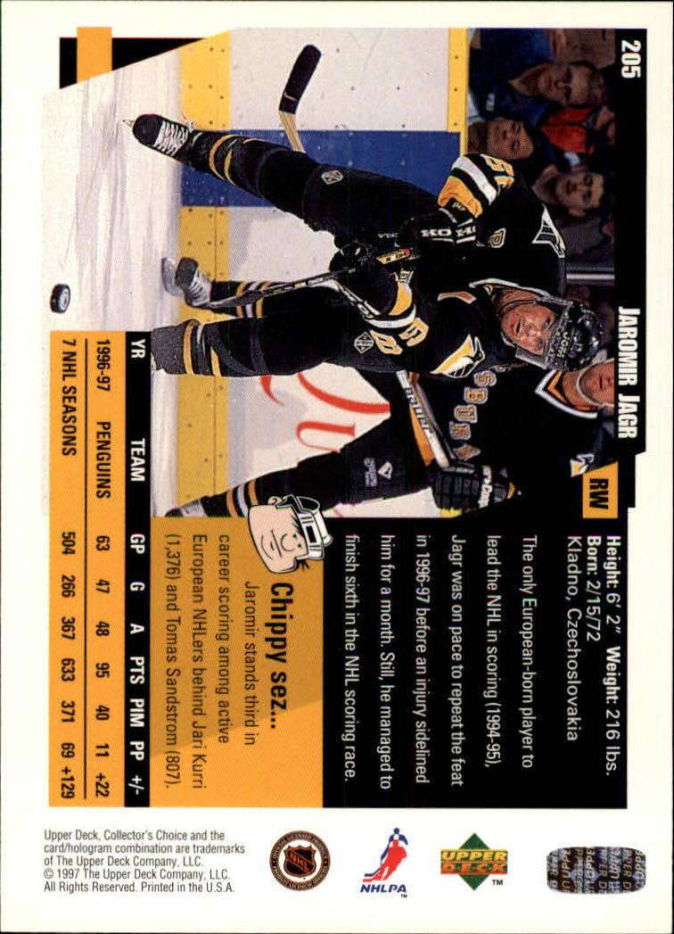 1997-98-Collector-039-s-Choice-Hockey-1-250-Your-Choice-GOTBASEBALLCARDS thumbnail 379