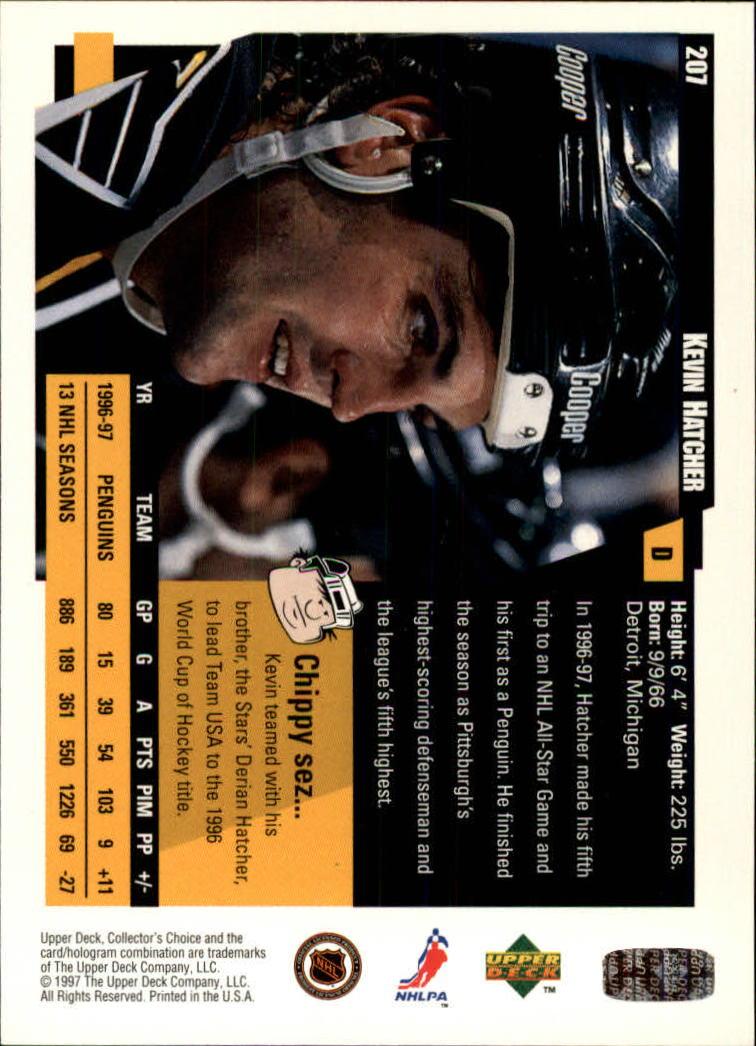 1997-98-Collector-039-s-Choice-Hockey-1-250-Your-Choice-GOTBASEBALLCARDS thumbnail 383