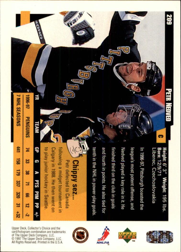1997-98-Collector-039-s-Choice-Hockey-1-250-Your-Choice-GOTBASEBALLCARDS thumbnail 387