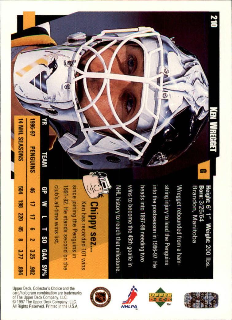 1997-98-Collector-039-s-Choice-Hockey-1-250-Your-Choice-GOTBASEBALLCARDS thumbnail 389
