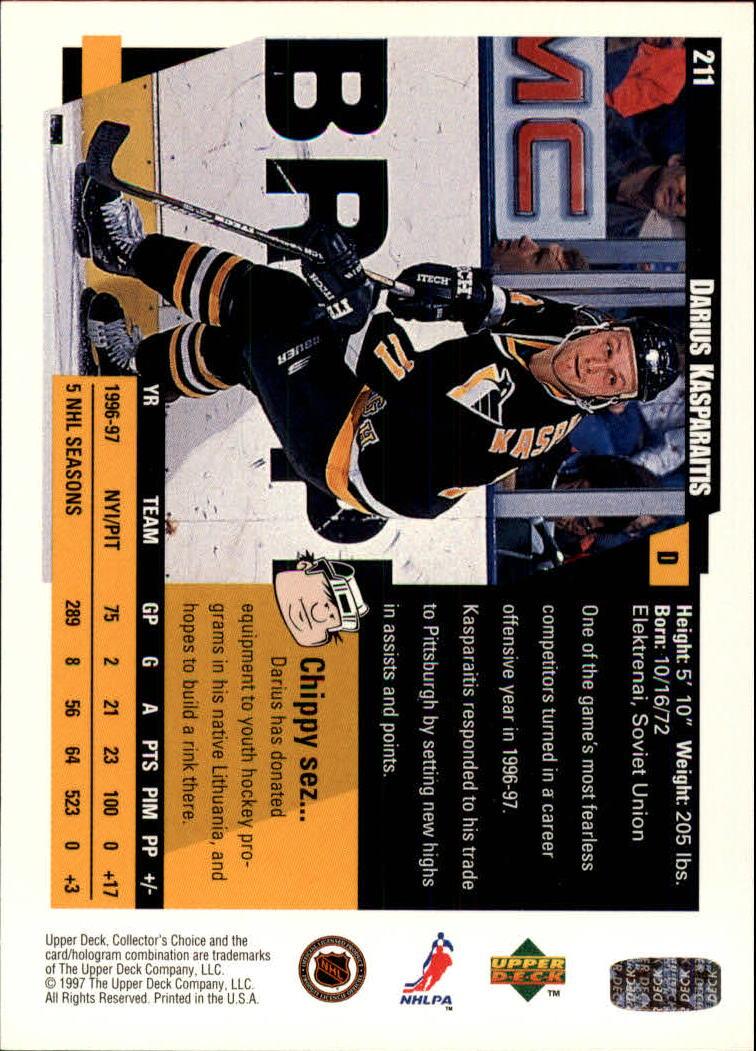 1997-98-Collector-039-s-Choice-Hockey-1-250-Your-Choice-GOTBASEBALLCARDS thumbnail 391