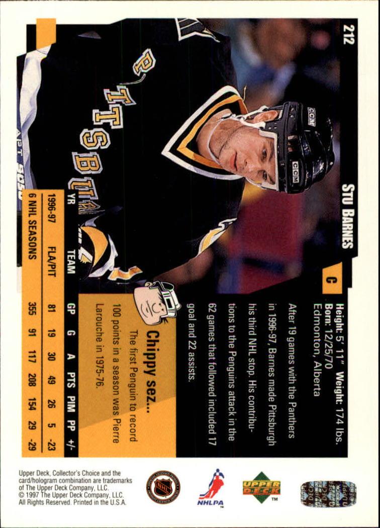 1997-98-Collector-039-s-Choice-Hockey-1-250-Your-Choice-GOTBASEBALLCARDS thumbnail 393