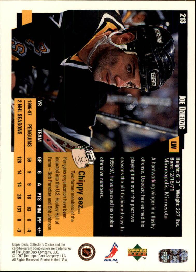 1997-98-Collector-039-s-Choice-Hockey-1-250-Your-Choice-GOTBASEBALLCARDS thumbnail 395