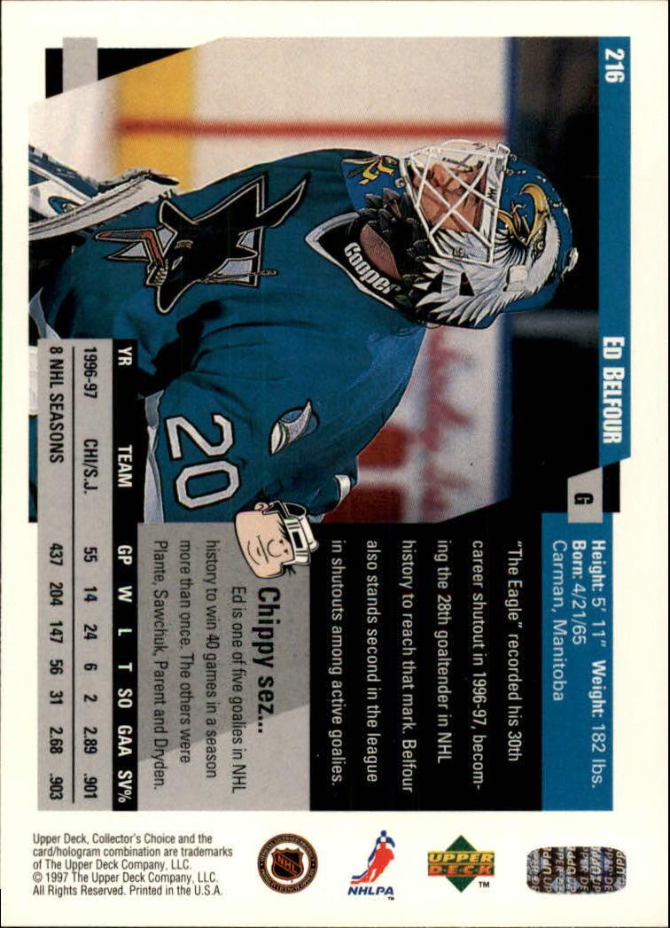 1997-98-Collector-039-s-Choice-Hockey-1-250-Your-Choice-GOTBASEBALLCARDS thumbnail 401