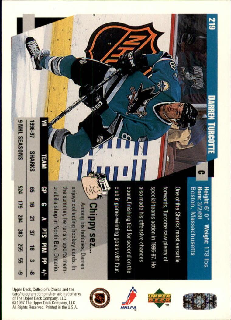 1997-98-Collector-039-s-Choice-Hockey-1-250-Your-Choice-GOTBASEBALLCARDS thumbnail 407