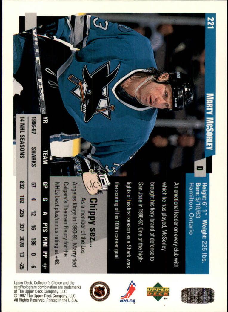 1997-98-Collector-039-s-Choice-Hockey-1-250-Your-Choice-GOTBASEBALLCARDS thumbnail 411